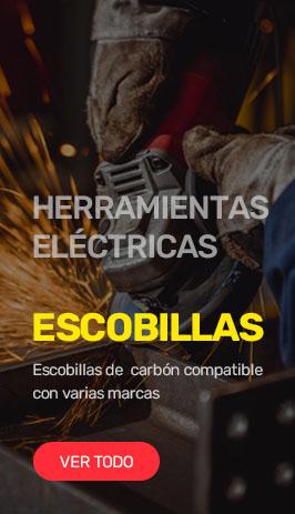Escobillas de carbón Herramientas eléctricas